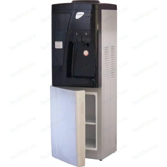 Кулер для воды Aqua Work TY-LDR3-W (черный/серебристый)