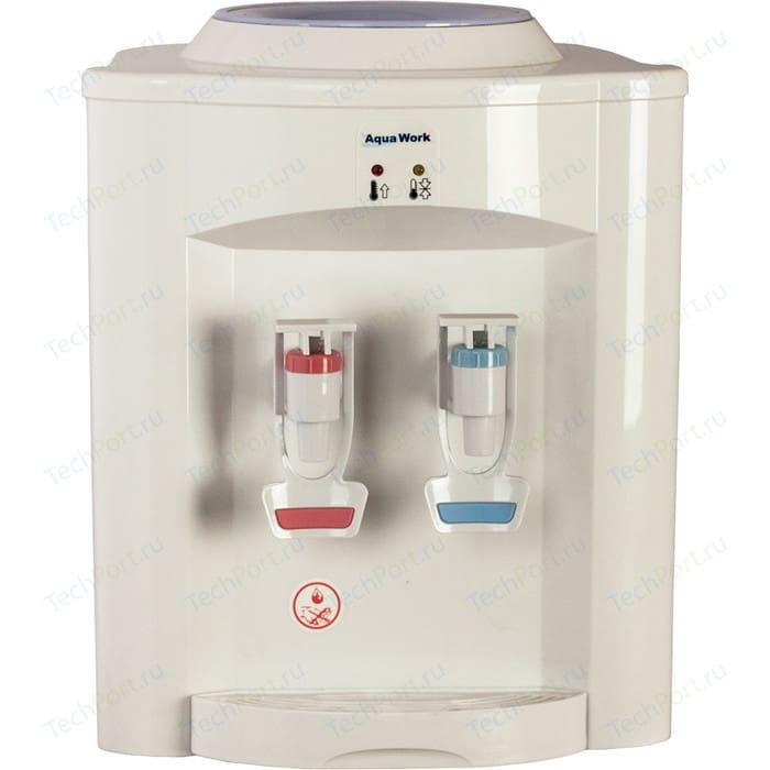 Кулер для воды Aqua Work MYR 720Т (белый)