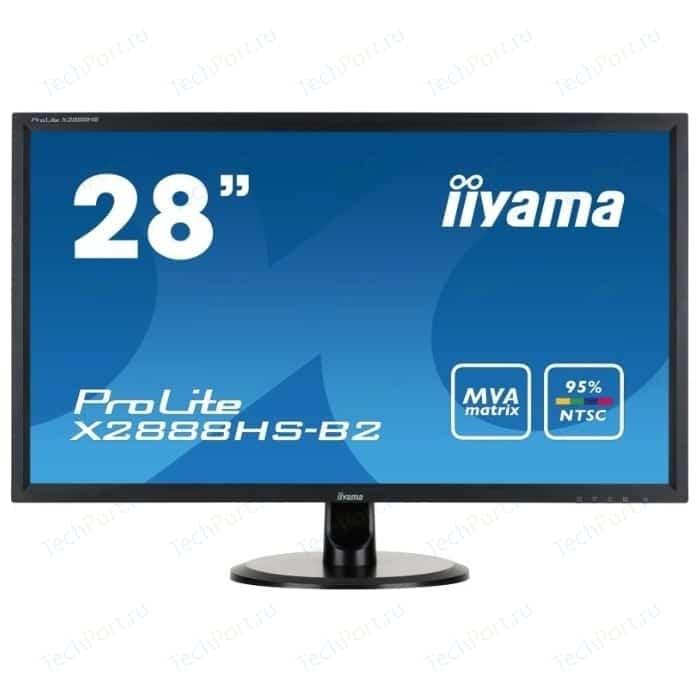 Монитор Iiyama X2888HS-B2