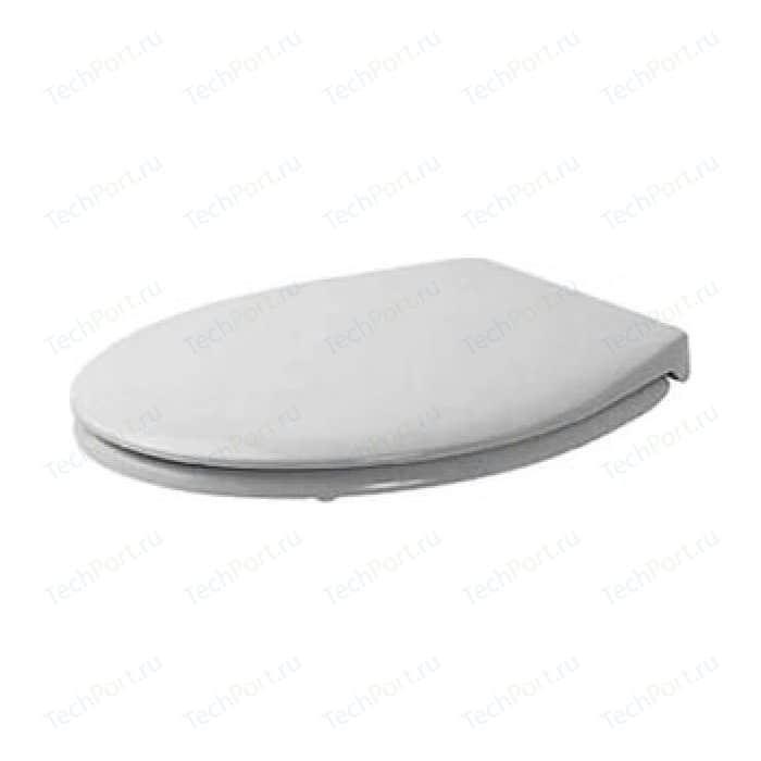 Сиденье для унитаза Duravit Duraplus с микролифтом (0064190096)