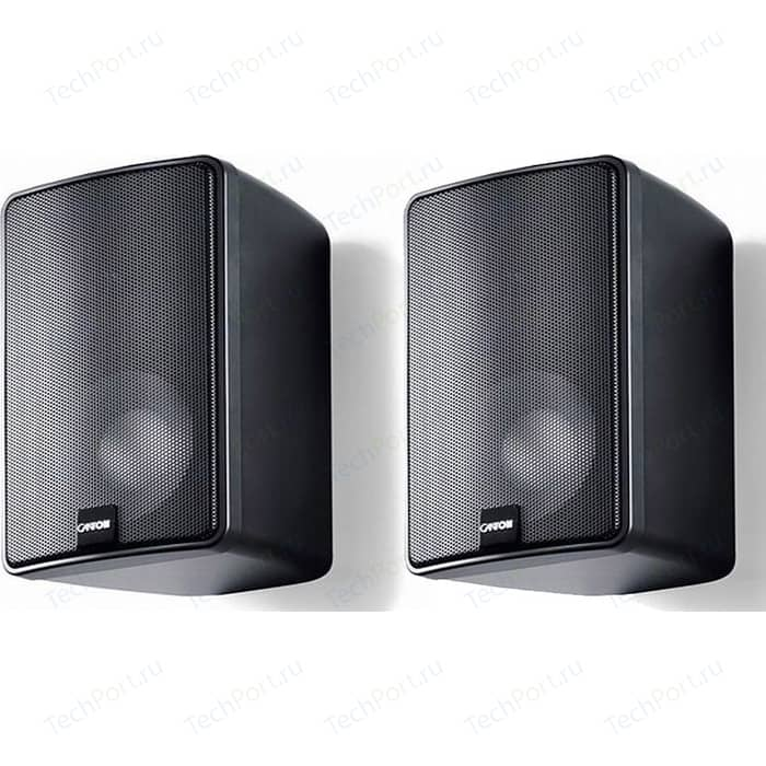 Полочная акустика Canton Plus XL.3 black кронштейн под акустику canton cantomount xl black