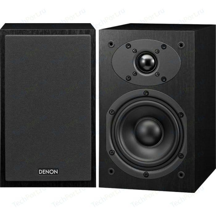 Полочная акустика Denon SC-M41 black стерео усилитель denon pma 150h pma150hspe2 black silver