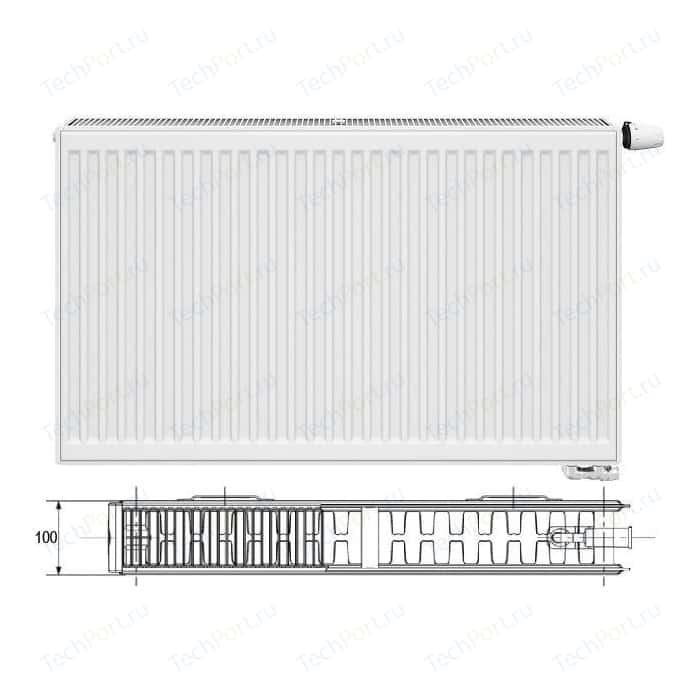Радиатор отопления Korado 22VK 300х600