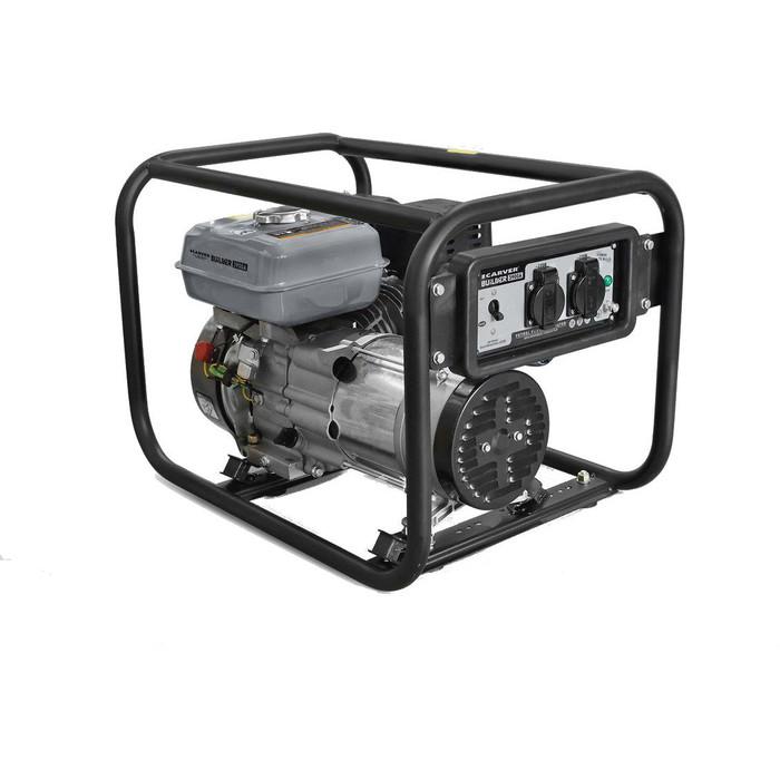 Генератор бензиновый Carver PPG- 3900А BUILDER