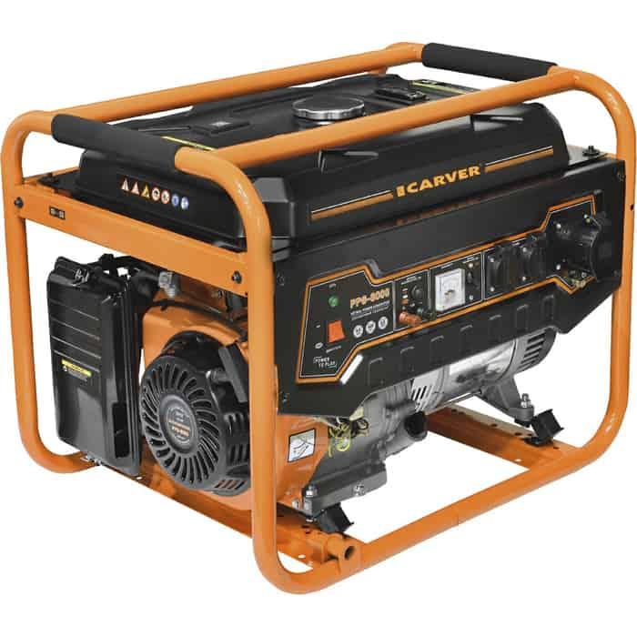 Генератор бензиновый Carver PPG-8000