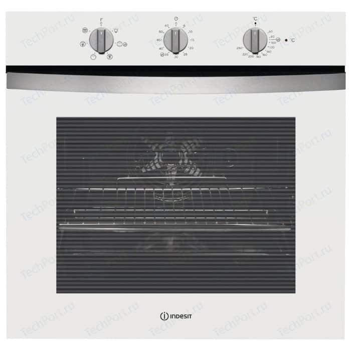 Электрический духовой шкаф Indesit IFW 4534 H WH