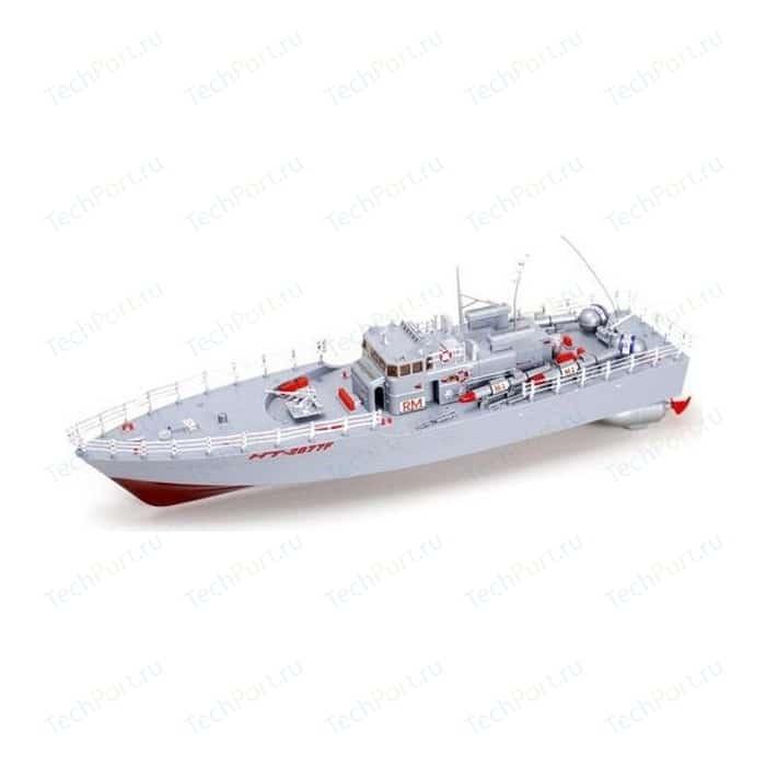 Радиоуправляемый корабль Heng Tai Destroyer 27Mhz
