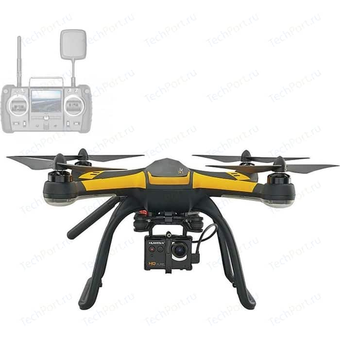 Радиоуправляемый квадрокоптер Hubsan X4 Pro H109S Standart Edition FPV RTF 2.4G