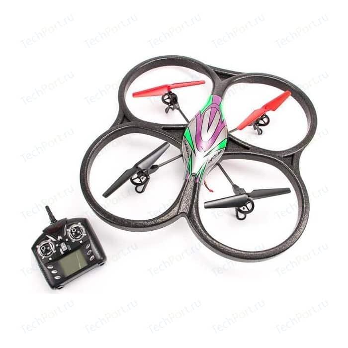 Радиоуправляемый квадрокоптер WL Toys UFO Drones V333 Headless Cyclone 2.4G