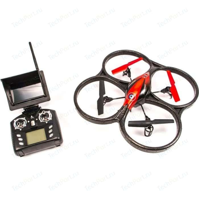 Радиоуправляемый квадрокоптер WL Toys V606G Mini UFO Quadcopter FPV 5.8G