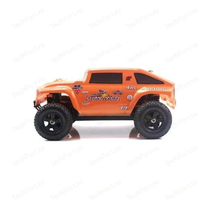 Радиоуправляемый шорт-корс трак Himoto Hammer 4WD RTR масштаб 1:10 2.4G HML радиоуправляемый шорт корс трак remo hobby truck 9emu 4wd rtr масштаб 1 8 2 4g 1021