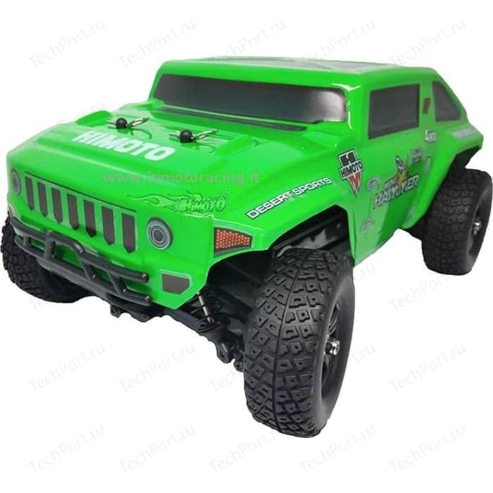 Радиоуправляемый монстр Himoto Hammer Brushless 4WD RTR масштаб 1:18 2.4G радиоуправляемый монстр himoto dirt wrip 4wd rtr масштаб 1 10 2 4g