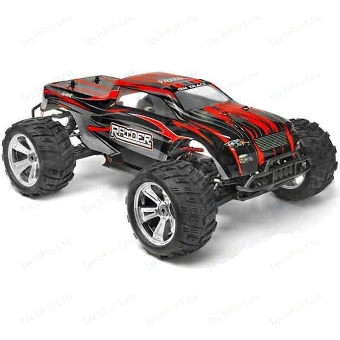 1 8 vrx 2e 4wd brushless ready to run buggy Радиоуправляемый монстр Himoto Raider Brushless 4WD RTR масштаб 1:8 2.4G