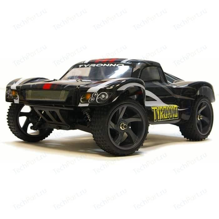 Радиоуправляемый шорт-корс трак Himoto Tyronno 4WD RTR масштаб 1:18 2.4G - Hi радиоуправляемый шорт корс трак remo hobby truck 9emu 4wd rtr масштаб 1 8 2 4g 1021