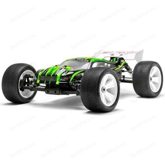 1 8 vrx 2e 4wd brushless ready to run buggy Радиоуправляемый трагги Himoto Ziege Mega Brushless 4WD RTR масштаб 1:8 2.4G
