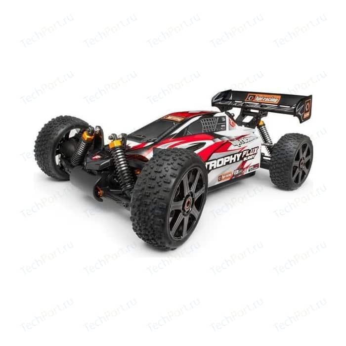 Радиоуправляемый багги HPI Trophy Buggy Flux 4WD RTR масштаб 1:8 2.4G