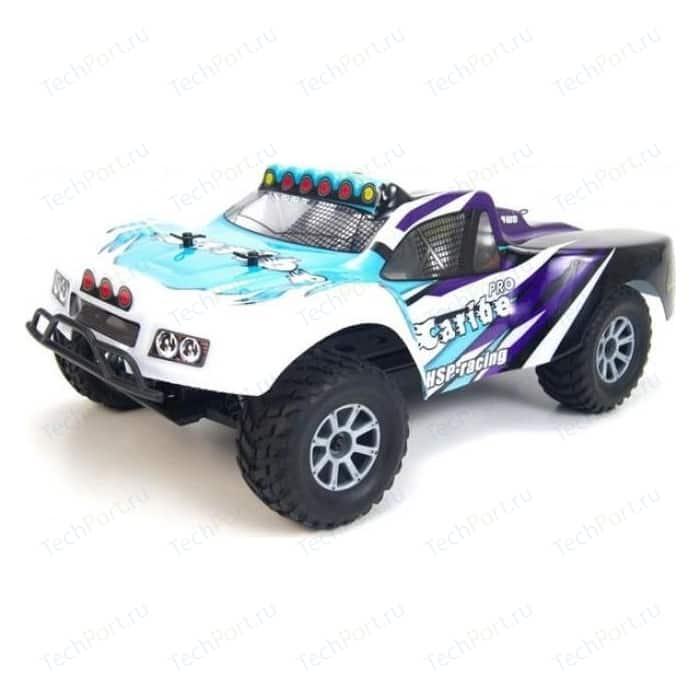 Фото - Радиоуправляемый шорт-корс трак HSP Caribe PRO 4WD RTR масштаб 1:18 2.4G радиоуправляемый монстр hsp kidking pro 4wd rtr масштаб 1 16 2 4g