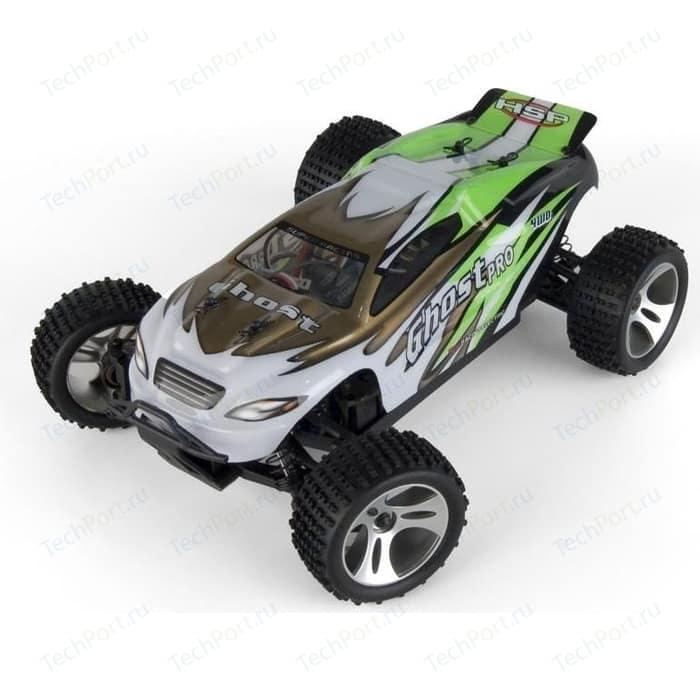 Радиоуправляемый трагги HSP Mini Truggy Ghost Pro 4WD RTR масштаб 1:18 2.4G