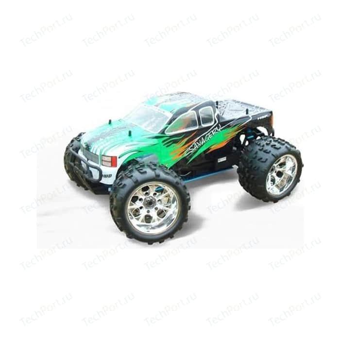 Фото - Радиоуправляемый монстр HSP Savagery PRO 4WD RTR масштаб 1:8 2.4G радиоуправляемый монстр hsp kidking pro 4wd rtr масштаб 1 16 2 4g