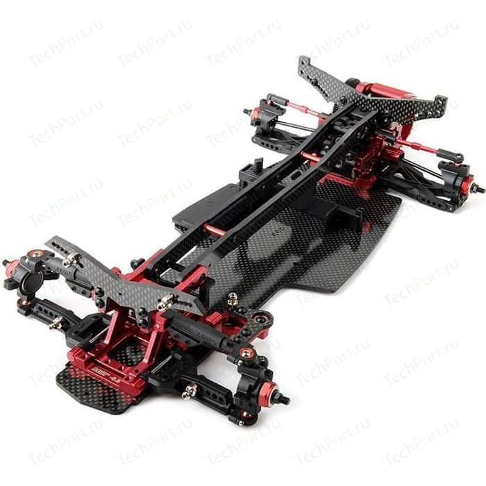Комплект для сборки модели дрифта MST RRX-D VIP Red Ultra Rear Motor 2WD KIT масштаб 1:10 2.4G