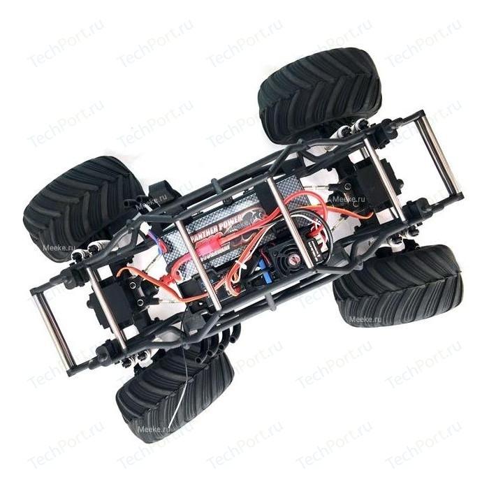 Радиоуправляемый монстр Remo Hobby RH1095 Brushless 4WD+2WS RTR масштаб 1:10 2.4G радиоуправляемый краулер remo hobby trial rigs truck 4wd rtr масштаб 1 10 2 4g rh1093 st