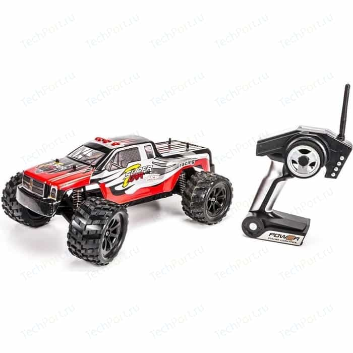 Радиоуправляемый монстр WL Toys L969 Offroad Car 2WD RTR масштаб 1:12 2.4G