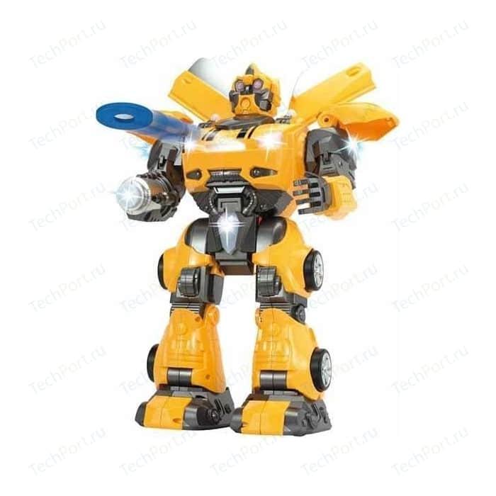 Радиоуправляемый робот трансформер DefaToys Defatoys