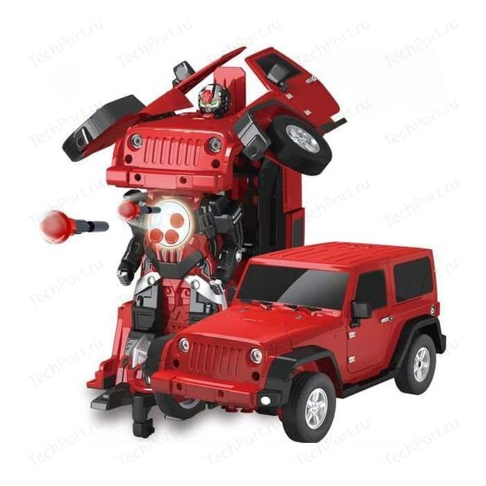 Радиоуправляемый робот трансформер MZ Model Jeep Rubicon 1:14