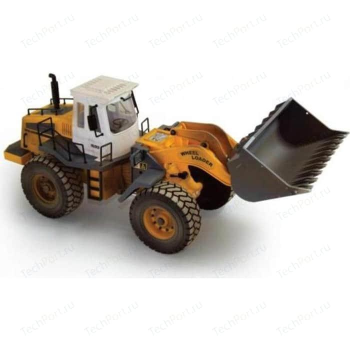 Радиоуправляемый бульдозер Hobby Engine Wheeled Loader масштаб 1:14 40Mhz