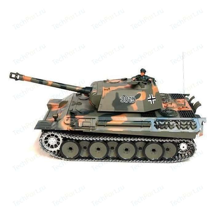 Радиоуправляемый танк Heng Long German Panther Pro масштаб 1:16 40Mhz