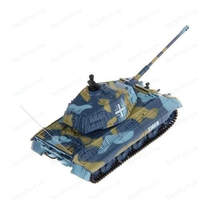 Радиоуправляемый танк Heng Long King Tiger масштаб 1:72 2.4G