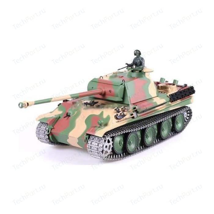 Радиоуправляемый танк Heng Long Panther Type G масштаб 1:16 40Mhz