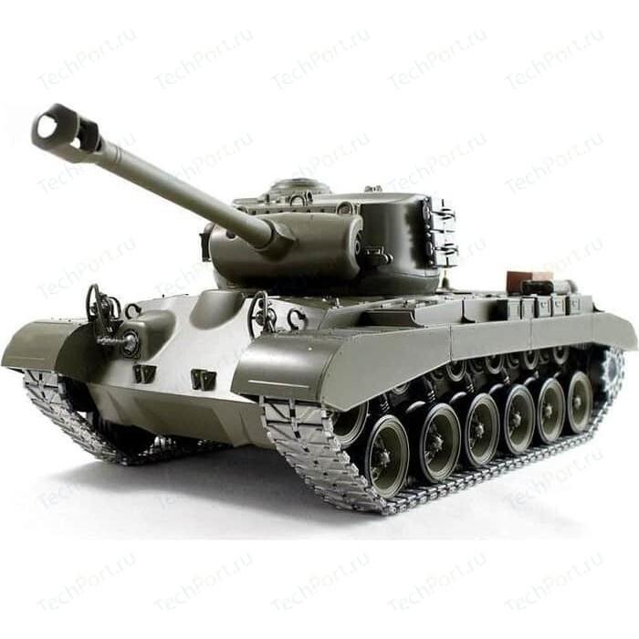 Радиоуправляемый танк Heng Long Snow Leopard Pro масштаб 1:16 40Mhz