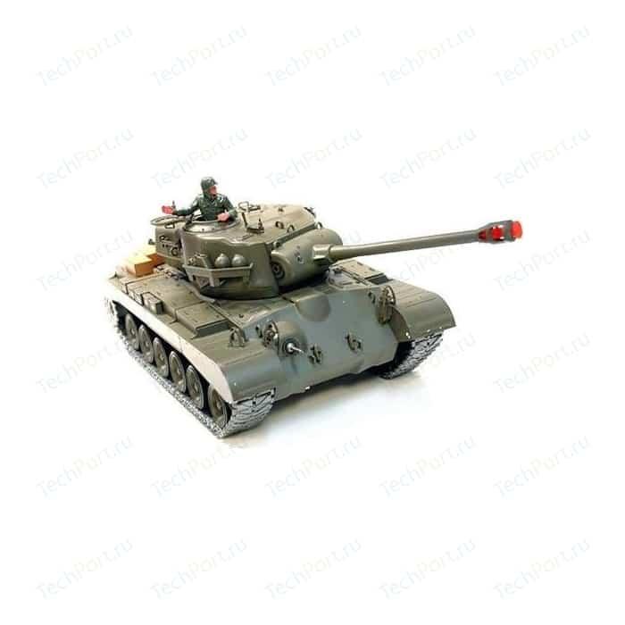 Радиоуправляемый танк Heng Long Snow Leopard масштаб 1:16 40Mhz