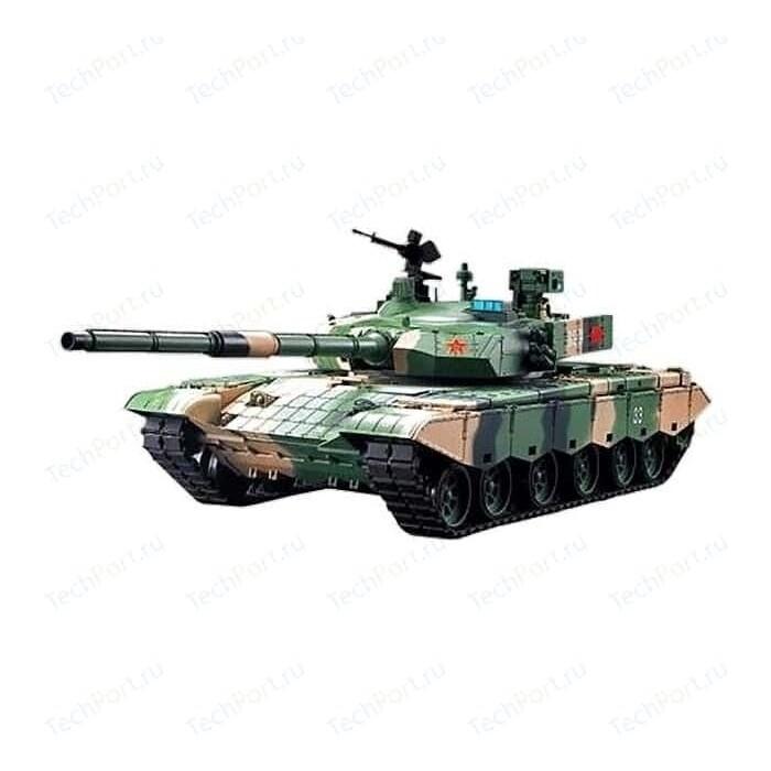 Радиоуправляемый танк Heng Long ZTZ 99A MBT масштаб 1:16 40Mhz радиоуправляемый танк heng long ztz 99a mbt масштаб 1 16 40mhz