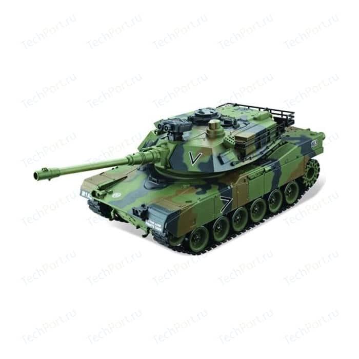 Радиоуправляемый танк HouseHold CS US M1A2 Abrams масштаб 1:20 27Mhz