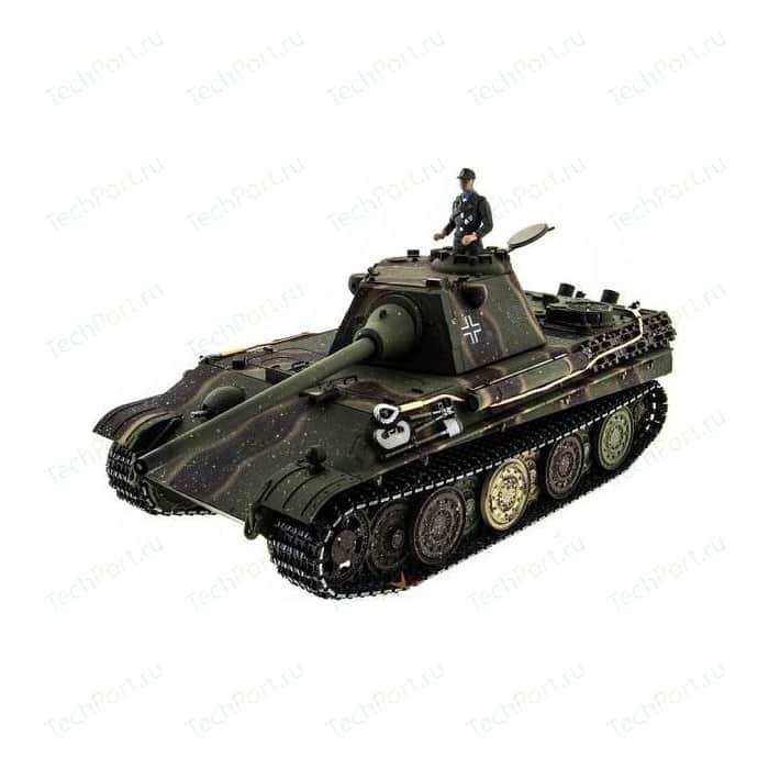 Радиоуправляемый танк Taigen Panther type F HC масштаб 1:16 2.4G