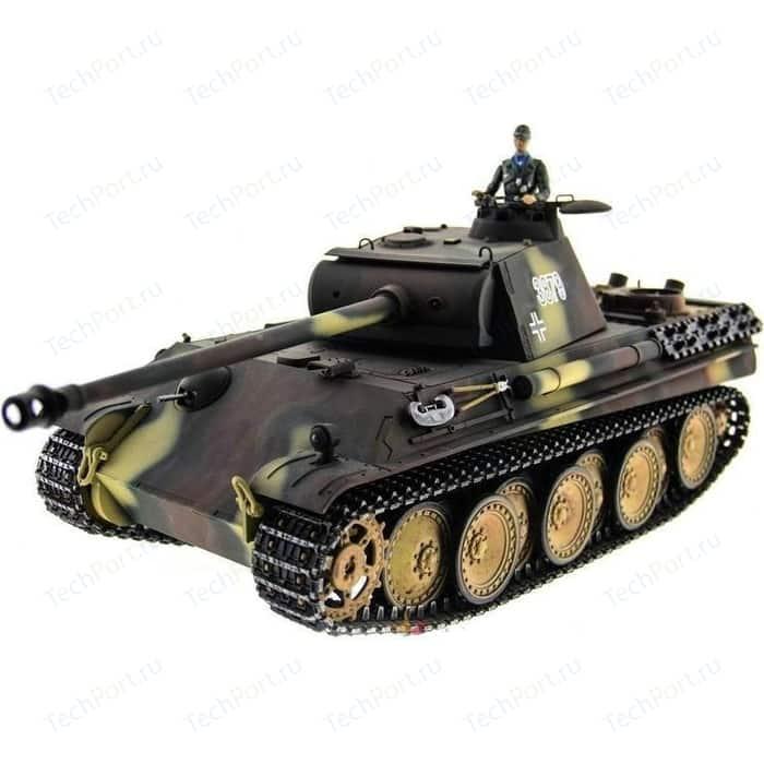 Радиоуправляемый танк Taigen Panther type G PRO масштаб 1:16 2.4G