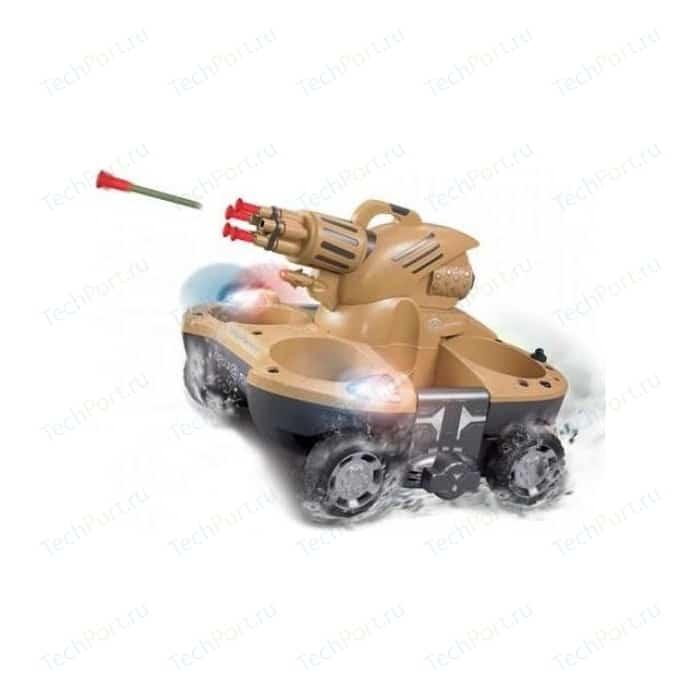 Радиоуправляемый танк-амфибия YED Amphibious with Shooting Function 27Mhz