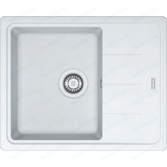 Кухонная мойка Franke Basis BFG 611-62 белый (114.0280.850)
