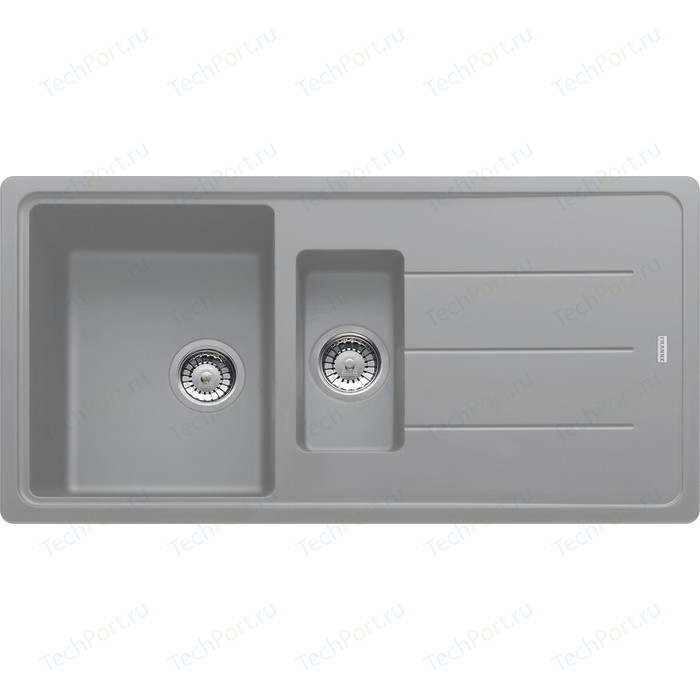 Кухонная мойка Franke Basis BFG 651 серый (114.0259.965)