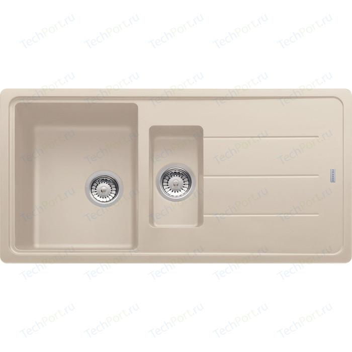 Кухонная мойка Franke Basis BFG 651 ваниль (114.0296.632)
