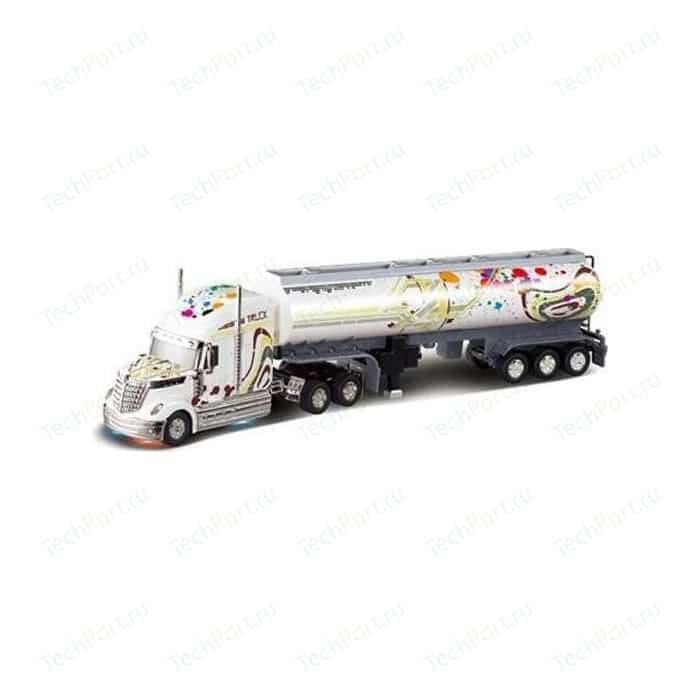 Радиоуправляемый танкер Shantou Gepai Heavy Truck масштаб 1-32 (QY0203C)