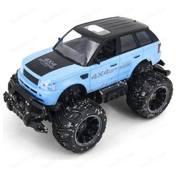 Радиоуправляемый синий джип ZC 333 4WD 1-14 2.4G (333-MUD02B)