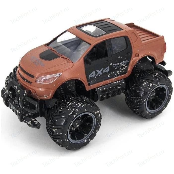 Радиоуправляемый оранжевый джип ZC 333 4WD 1-14 2.4G (333-MUD01B)