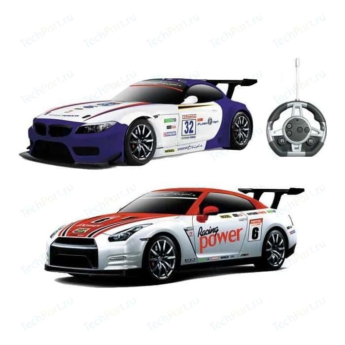 Радиоуправляемый Конструктор MYX спортивные автомобили Nisan