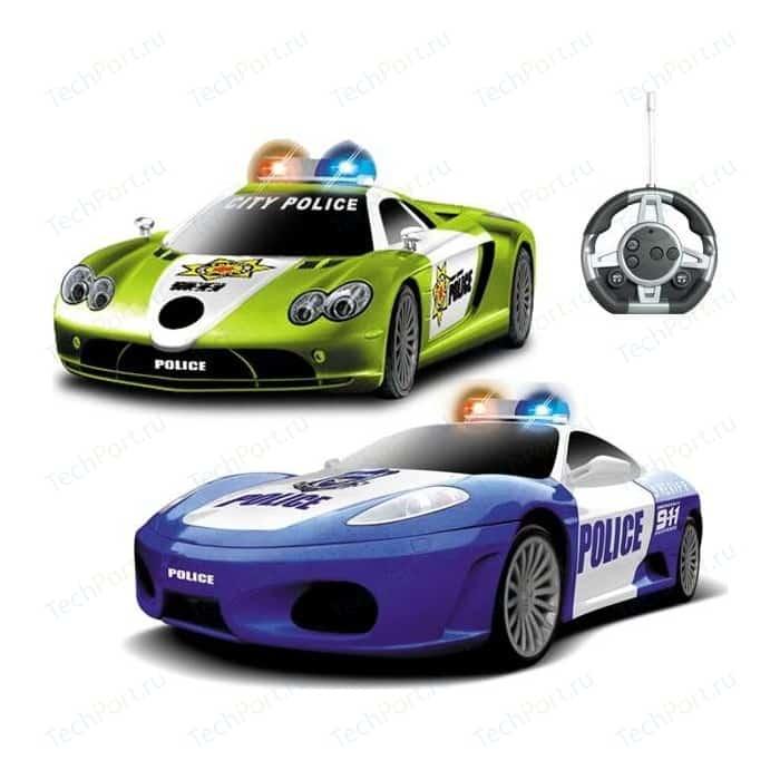 Радиоуправляемый конструктор MYX автомобили Mclaren и Ferrari Полиция