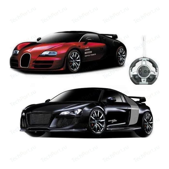 Радиоуправляемый конструктор MYX автомобили Bugatti Veyron и Audi R8