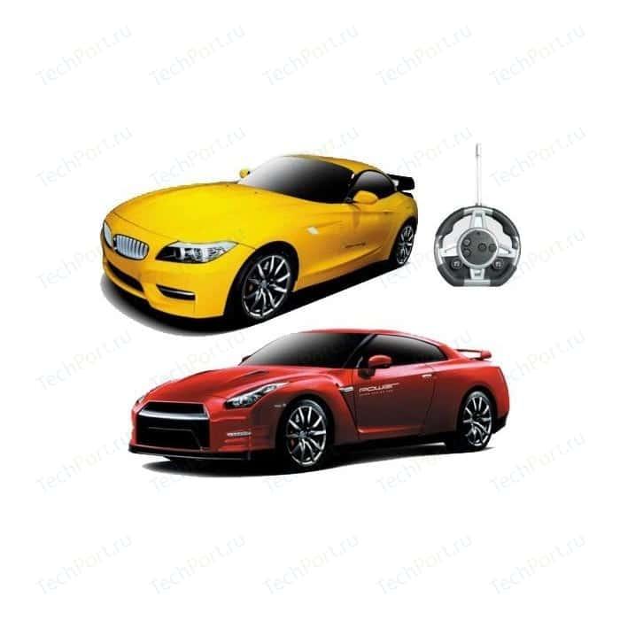 Радиоуправляемый конструктор MYX автомобили BMW и Nissan
