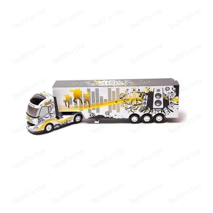 Радиоуправляемый грузовик со светом и музыкой Shantou Gepai Грузовик с